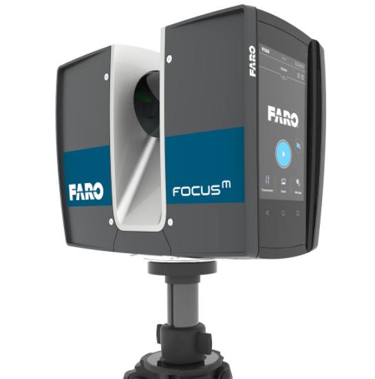 Modélisation et numérisation 3D et scanner FARO